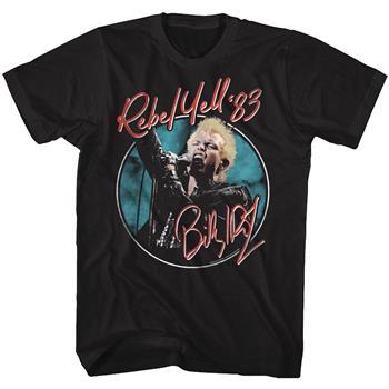 Buy Billy Idol Rebel Yell T-Shirt by BILLY IDOL