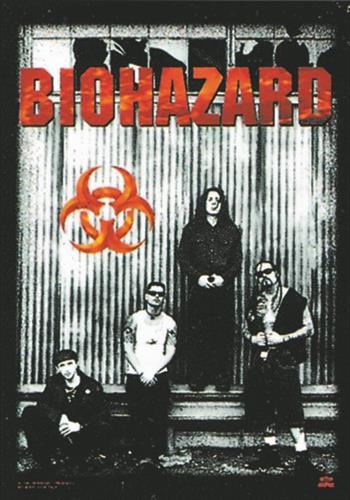 Buy Band Flag by Biohazard