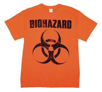 Buy Biohazard Classic Logo T-Shirt by Biohazard