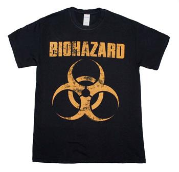 Buy Biohazard Distressed Logo T-Shirt by Biohazard
