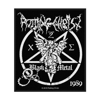 Buy Black Metal by Rotting Christ