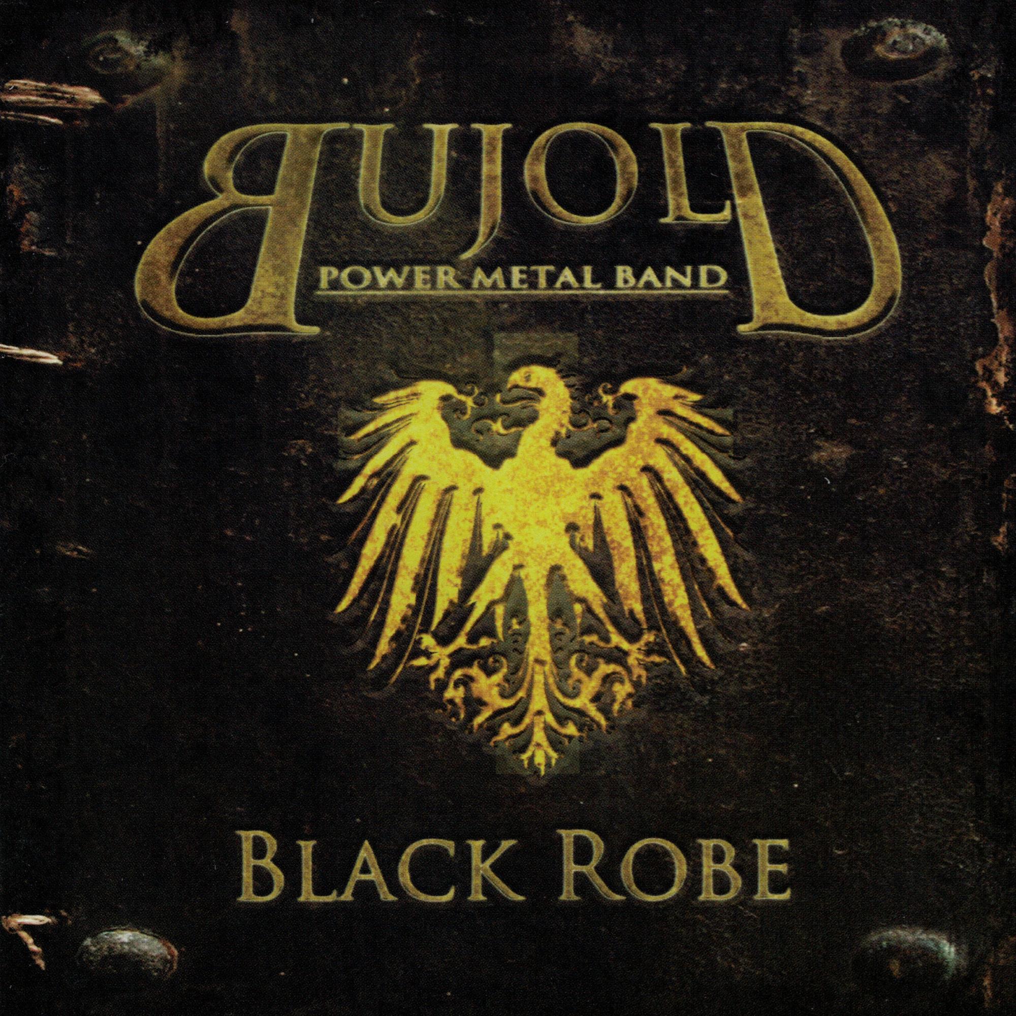 Black Robe CD