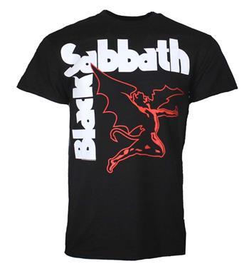 Black Sabbath Black Sabbath Creature T-Shirt