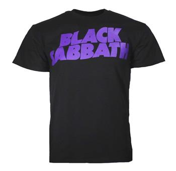 Buy Black Sabbath Logo T-Shirt by Black Sabbath