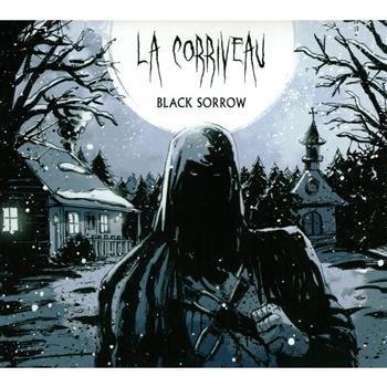Buy Black Sorrow CD by La Corriveau