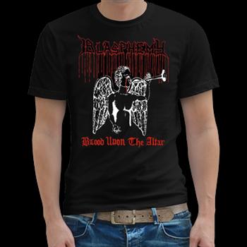 Blasphemy Blood Upon The Altar (Import)