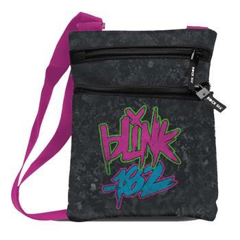 Blink 182 Blink 182 Logo Body Bag
