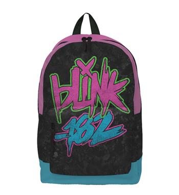 Blink 182 Blink 182 Logo Classic Backpack