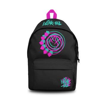 Blink 182 Blink 182 Smile Black Daypack