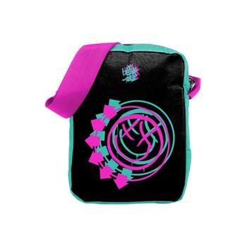 Blink 182 Blink 182 Smiley Crossbody Bag