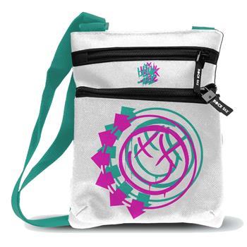 Blink 182 Blink 182 Smiley White Body Bag
