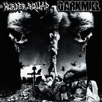 Darkmill & The Murder Squad Blistered Hell Crust CD