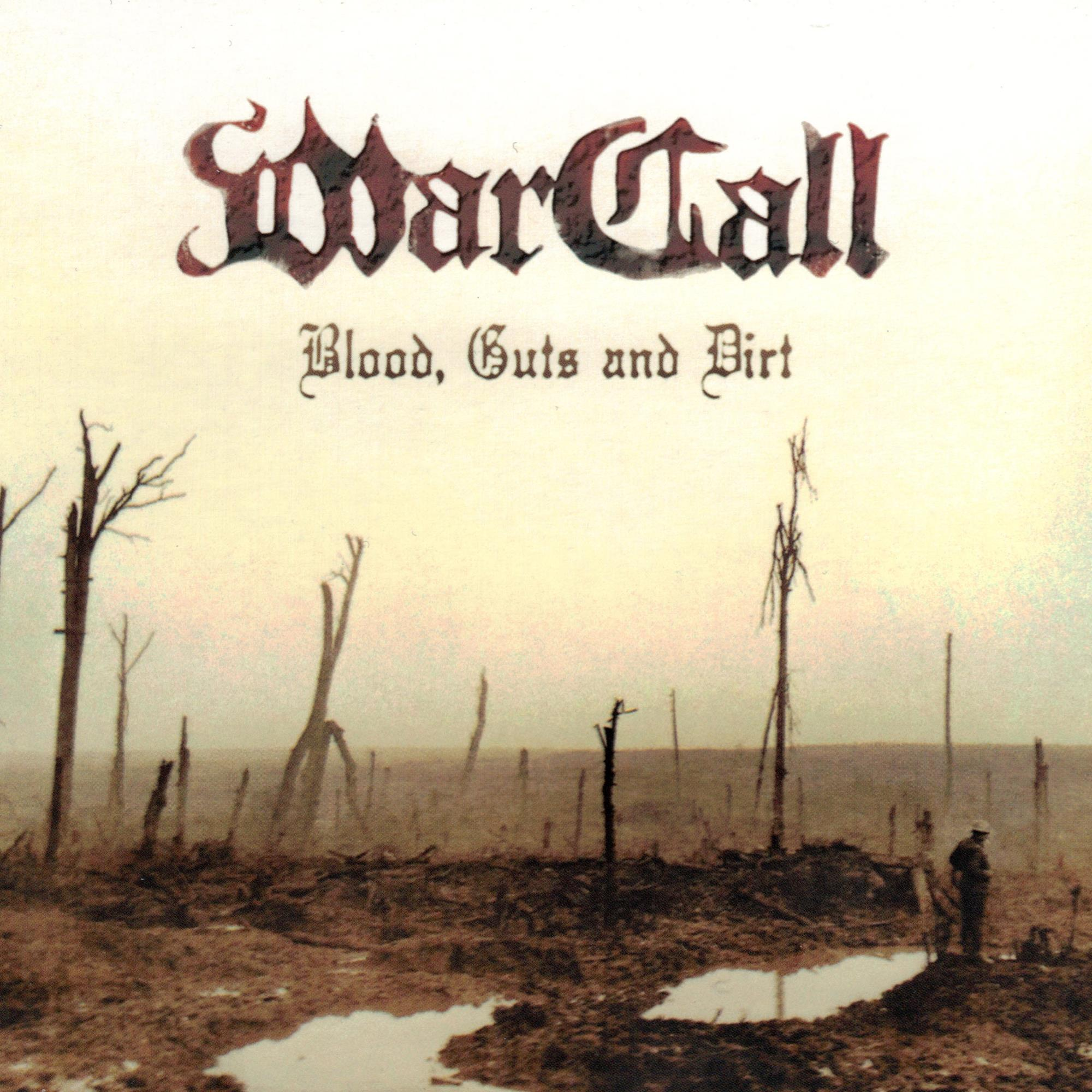 Blood, Guts And Dirt CD