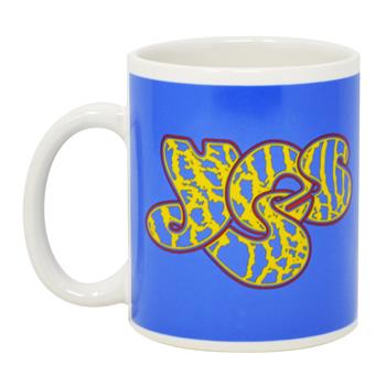Buy Blue Logo Mug by Yes