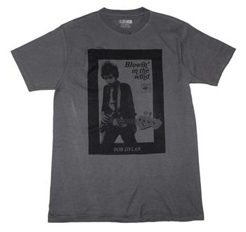 Buy Bob Dylan Guitar Photo T-Shirt by Bob Dylan