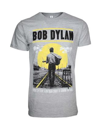 Buy Bob Dylan Slow Train T-Shirt by Bob Dylan