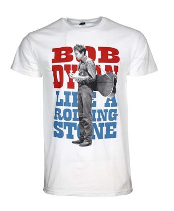 Buy Bob Dylan Standing Stone T-Shirt by Bob Dylan