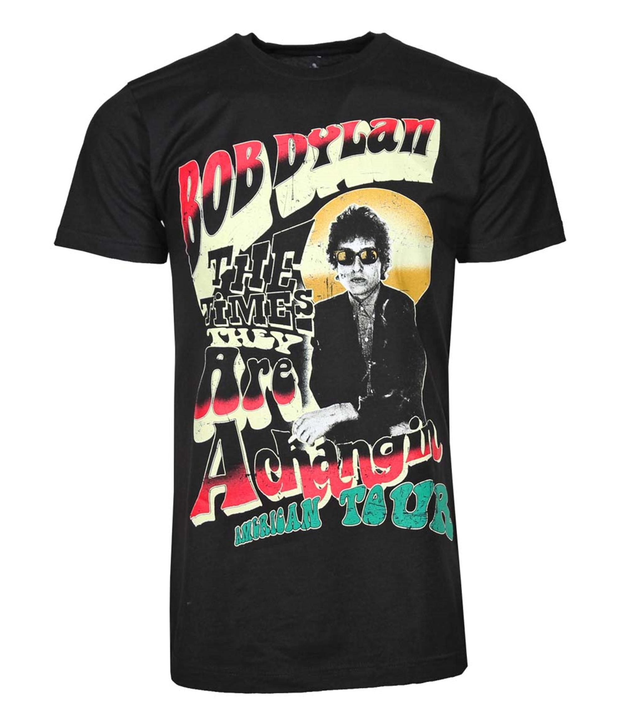 Bob Dylan The Times Are Changing T-Shirt