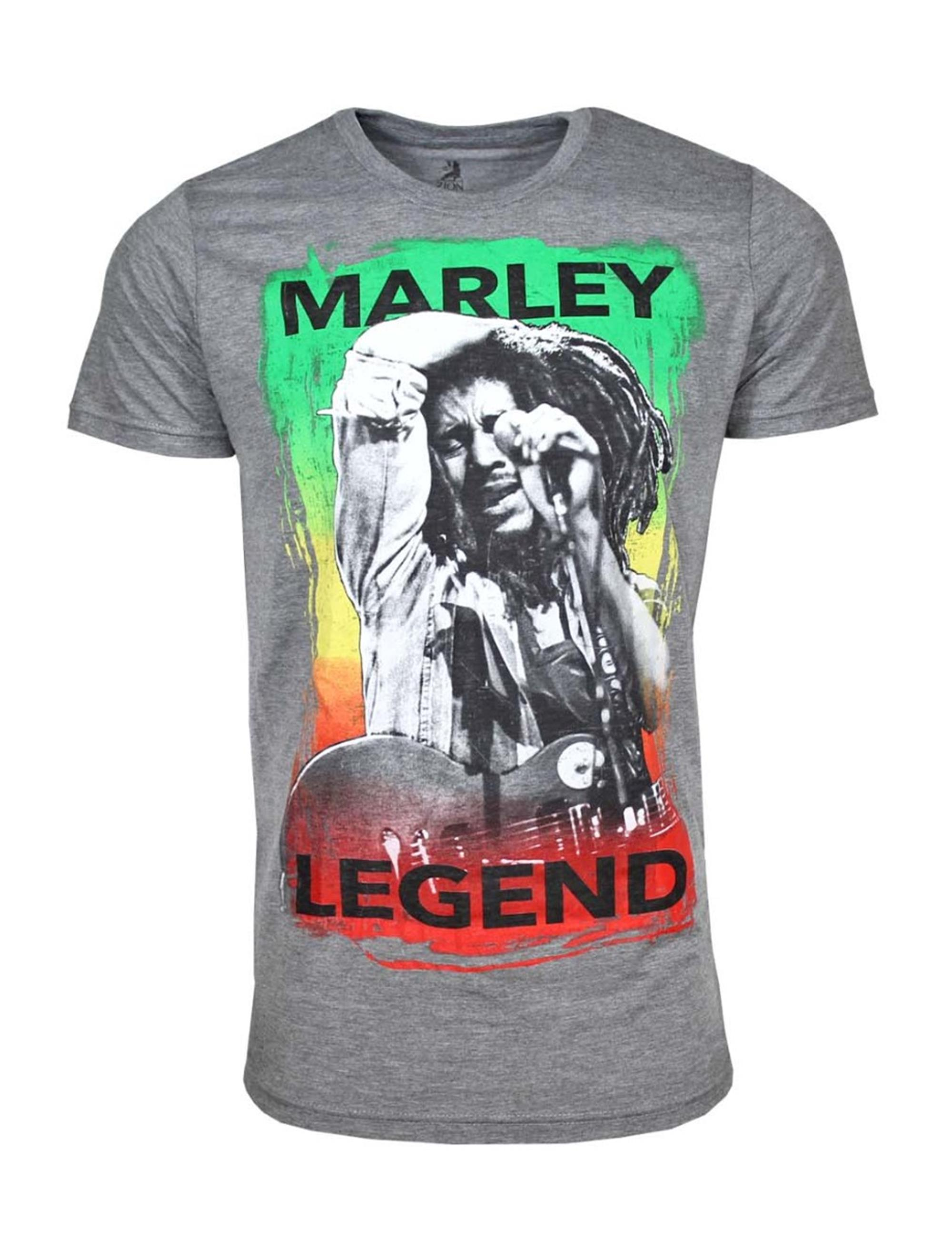 Bob Marley Legend Brushed T-Shirt