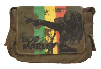 Buy Bob Marley Marley Messenger Bag by BOB MARLEY