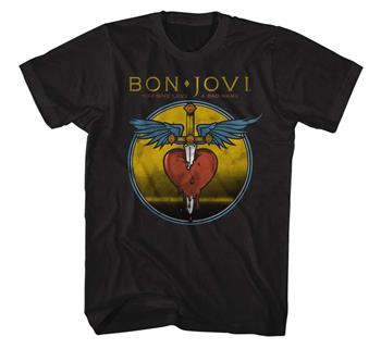 Bon Jovi Bon Jovi Bad Name T-Shirt