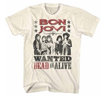 Buy Bon Jovi Dead or Alive T-Shirt by Bon Jovi