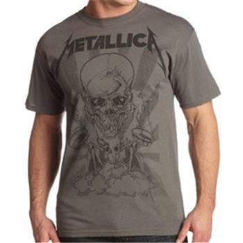 Metallica Boris Gray