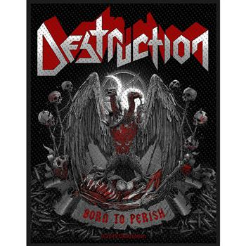 Buy Born To Perish Patch by Destruction