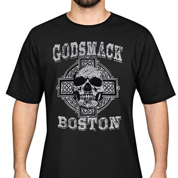 Buy Boston Skull by Godsmack