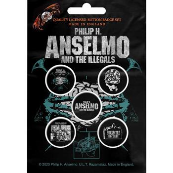 Philip H. Anselmo & The Illegals Brain