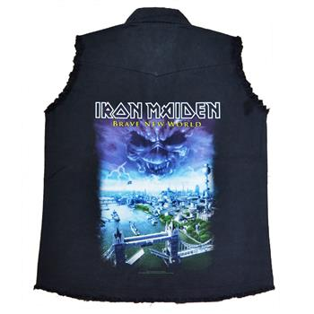 Buy Brave New World Vest by Iron Maiden