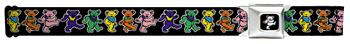 Buy Grateful Dead Dancing Bears Seatbelt Belt (24-38) by Bring Me the Horizon