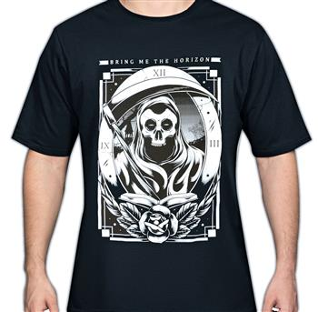 Buy Rose Reaper T-Shirt by Bring Me The Horizon