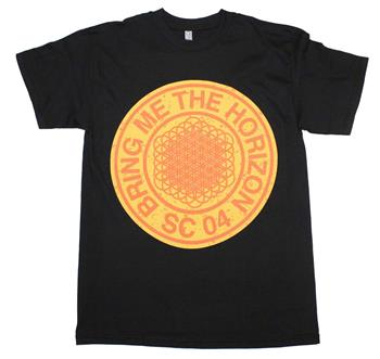 Buy Bring me the Horizon Sepiternal Circle T-Shirt by Bring Me the Horizon