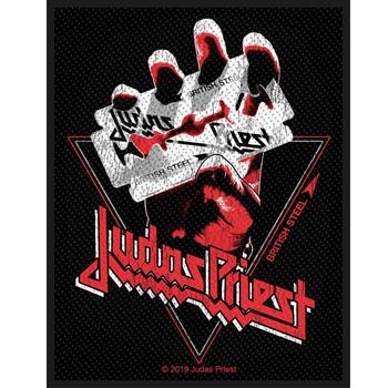 Judas Priest British Steel Triangle Patch