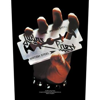 Buy British Steel Patch by Judas Priest
