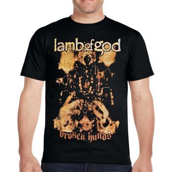 Lamb Of God Broken Hands