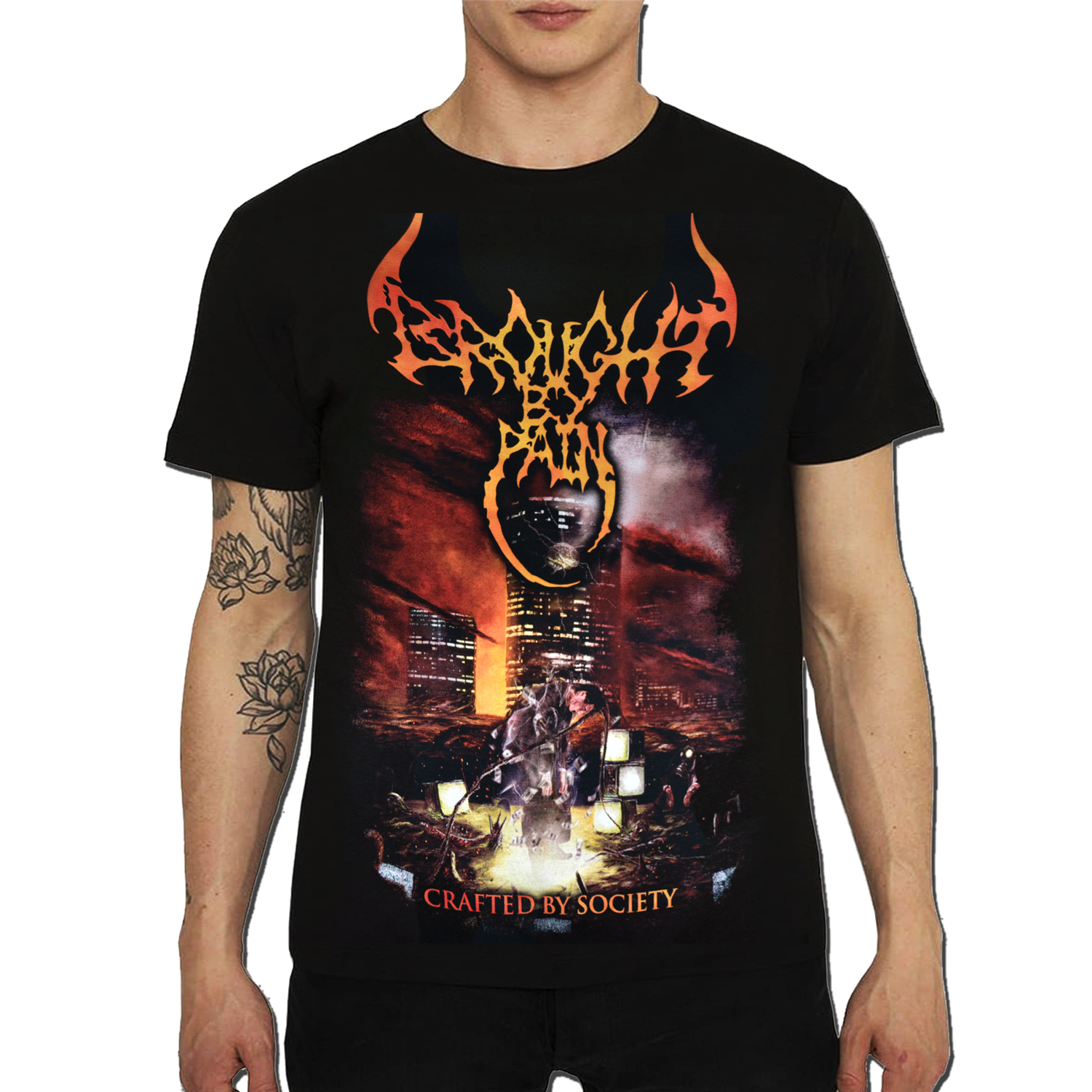 Crafted By Society T-Shirt