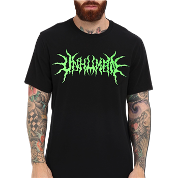 Buy Unhuman Logo T-Shirt by Unhuman
