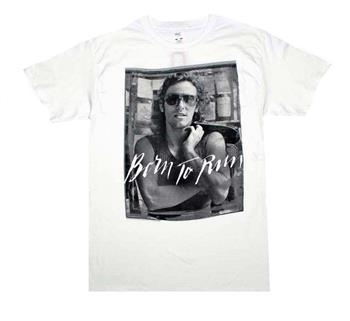 Bruce Springsteen Bruce Springsteen B&W Born To Run T-Shirt