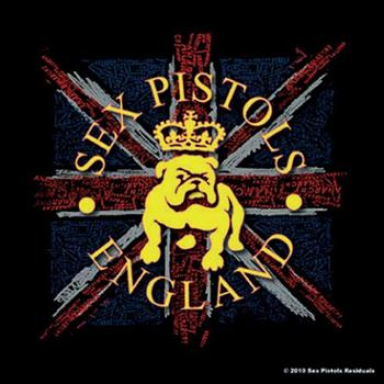 Buy Bulldog England by SEX PISTOLS