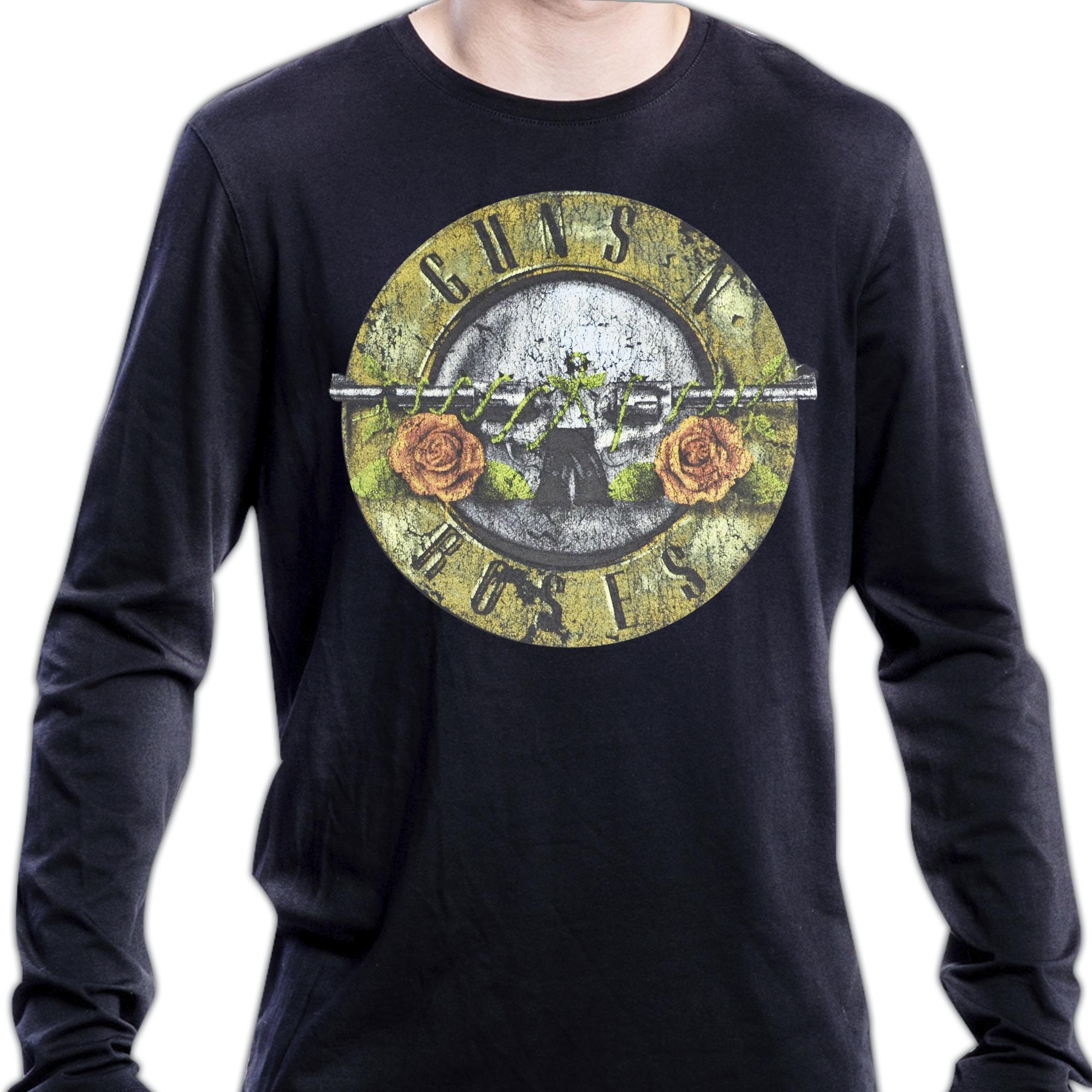 Bullet Longsleeve Shirt