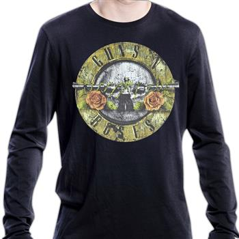 Buy Bullet Longsleeve Shirt by Guns 'n' Roses