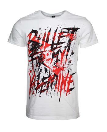 Bullet For My Valentine Bullet For My Valentine Splattered Logo T-Shirt