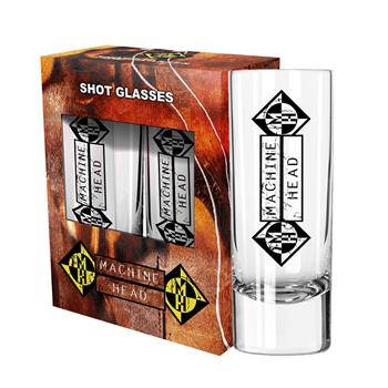 Machine Head Burn My Eyes Shot Glass