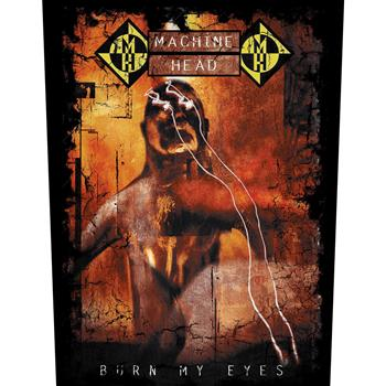 Machine Head Burn My Eyes Backpatch