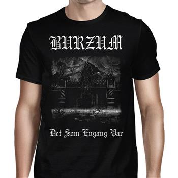 Buy Det Som With Back by Burzum