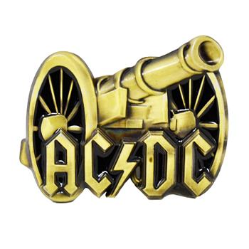 AC/DC Cannon Buckle