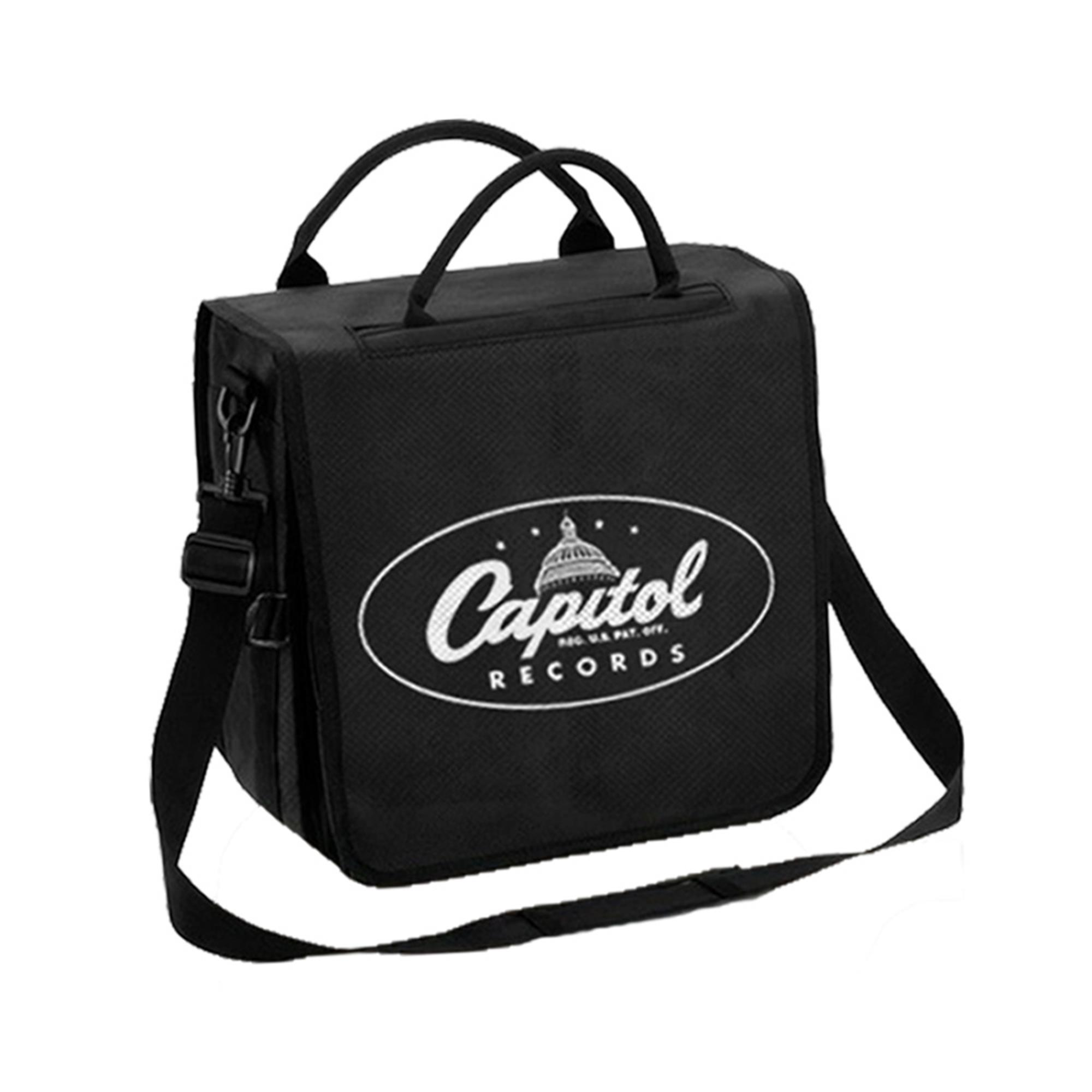 Capitol Records Vinyl Record Backpack