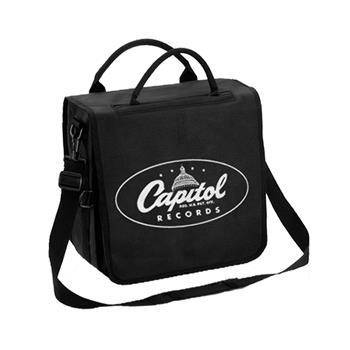 Capitol Records Capitol Records Vinyl Record Backpack